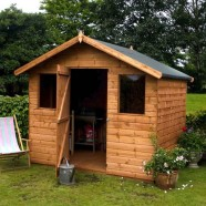 Felt for your Garden Shed